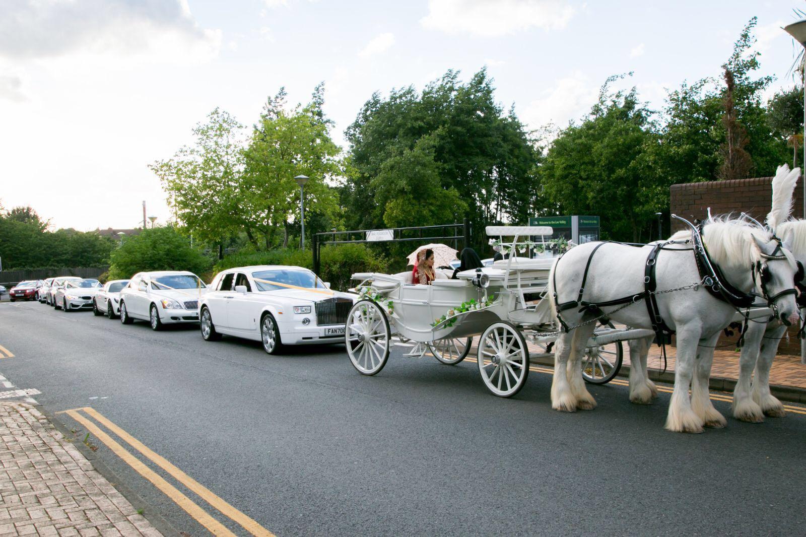 Summer Weddings at Bushey Country Club